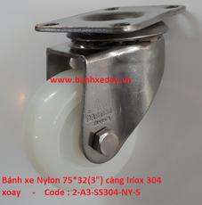 banh-xe-day-nylon-75x32-cang-inox-304-xoay-a-caster